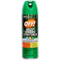 SC Johnson OFF!® 629374 6 oz. Deep Woods® Sportsmen Insect Repellent II