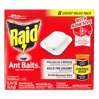 SC Johnson Raid® 697329 8-Count Ant Baits   - 12/Case