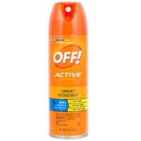 SC Johnson OFF!® 611079 6 oz. Active Insect Repellent I - 12/Case