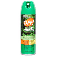 SC Johnson OFF!® 611081 Deep Woods® Insect Repellent V - 12/Case