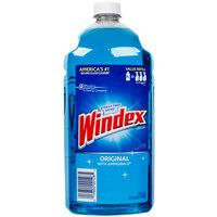SC Johnson Windex® 62128 2 Liter Original Window Cleaner - 6/Case