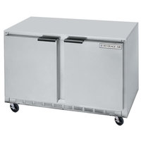 Beverage-Air UCF48AHC-23 48 inch Low Profile Undercounter Freezer