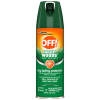 SC Johnson OFF!® 611081 Deep Woods® Insect Repellent V