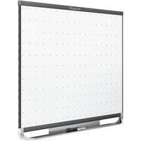 Quartet TEM548G Prestige 2 48 inch x 96 inch Magnetic Total Erase Whiteboard with Graphite Plastic Frame