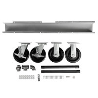 Vulcan STACK/G-CST Gas Convection Oven Stacking Kit with Casters