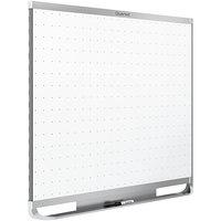 Quartet TE544AP2 Prestige 2 36 inch x 48 inch Total Erase Whiteboard with Silver Aluminum Frame
