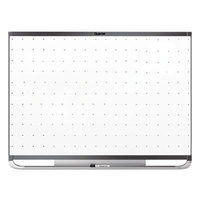 Quartet TEM544G Prestige 2 36 inch x 48 inch Magnetic Total Erase Whiteboard with Graphite Plastic Frame