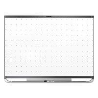 Quartet TEM547G Prestige 2 48 inch x 72 inch Magnetic Total Erase Whiteboard with Graphite Aluminum Frame