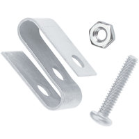 Metro H9995C Chrome Security S Hook - 2/Pack