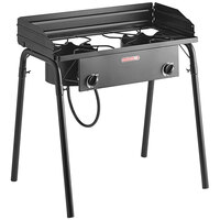 Backyard Pro 32 inch Double Burner Outdoor Range - 150,000 BTU
