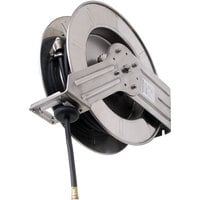Fisher 73593 Industrial Reel Wall Mounted Exposed Hose Reel with 35' Hose
