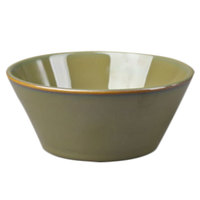 Homer Laughlin 2569030 Pesto® 13 oz. Flipside China Bravo Bowl - 36/Case