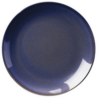Homer Laughlin 3069026 Indigo™ 8 1/4 inch Round Empire China Plate - 36/Case