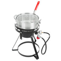 Backyard Pro 10 Qt. Fish Fryer / Cooker - 55,000 BTU