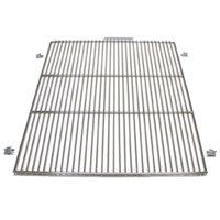True 919442 Stainless Steel Wire Shelf with 5 inch Standoff - 17 1/4 inch x 22 3/8 inch