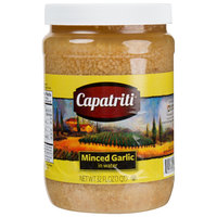 32 oz. Minced Garlic in Water - 6/Case