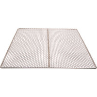 FMP 226-1054 13 1/2 inch x 13 1/2 inch Mesh Basket Support Screen
