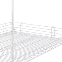 Metro L14N-4W Super Erecta White Stackable Ledge 14 inch x 4 inch