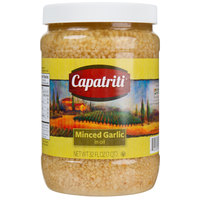 32 oz. Minced Garlic in Oil - 6/Case