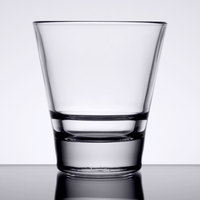 Libbey 15709 Endeavor 7 oz. Stackable Rocks / Old Fashioned Glass - 12/Case