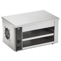 Vollrath CM2-12020 19 inch Countertop Cheese Melter - 120V