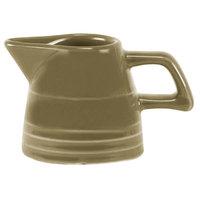 Homer Laughlin 13219030 Pesto® 5.5 oz. Flipside China Creamer - 24/Case