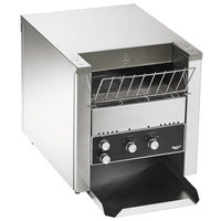 Vollrath CT4H-240550 JT2H Conveyor Toaster with 1 1/2 inch-3 inch Opening - 240V, 2800W