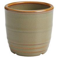 Homer Laughlin 13329030 Pesto® 5 oz. Flipside China Sauce Cup / Sugar Bowl - 36/Case
