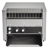 Vollrath CT4-2081000 JT3 Conveyor Toaster with 1 1/2 inch Opening - 208V, 3600W