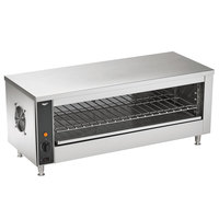 Vollrath CM4-24035PA 35 inch Plate Activated Countertop Cheese Melter - 240V