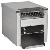 Vollrath CT4B-2081200 JT2B Conveyor Toaster with 2 1/4 inch Opening - 208V, 3200W