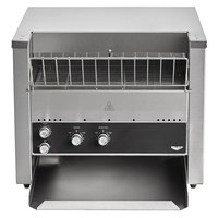 Vollrath CT4H-240950 JT3H Conveyor Toaster with 1 1/2 inch-3 inch Opening - 240V, 3600W