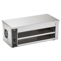 Vollrath CM2-12026 26 inch Countertop Cheese Melter - 120V
