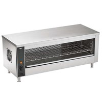 Vollrath CM4-24035 35 inch Countertop Cheese Melter - 240V