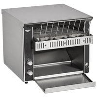 Vollrath CT2B-120500 JT1B Conveyor Toaster with 1 1/2 inch Opening - 120V, 1600W