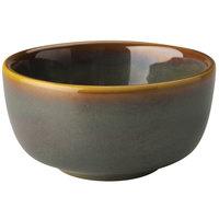 Homer Laughlin 1979030 Pesto® 9.25 oz. Flipside China Jung Bowl - 36/Case