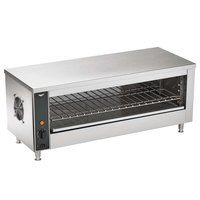 Vollrath CM4-20835 35 inch Countertop Cheese Melter - 208V