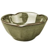 Homer Laughlin 0299030 Pesto® 3.25 oz. Lotus China Bowl - 36/Case