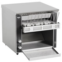 Vollrath CT2BH-120400 JT1BH Conveyor Toaster with 2 1/2 inch Opening - 120V, 1600W