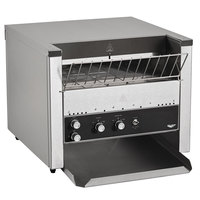 Vollrath CT4BH-2201400 JT3BH Conveyor Toaster with 1 1/2 inch-3 inch Opening - 220V, 3600W