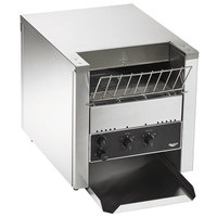Vollrath CT4H-120300 JT2H Conveyor Toaster with 1 1/2 inch-3 inch Opening - 120V, 1700W