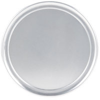 American Metalcraft HATP15 15 inch Wide Rim Pizza Pan - Heavy Weight Aluminum