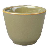 Homer Laughlin 1249030 Pesto® 4.5 oz. China Chinese Tea Cup - 36/Case