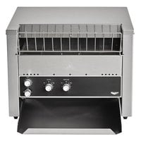 Vollrath CT4-2401000 JT3 Conveyor Toaster with 1 1/2 inch Opening - 240V, 3600W