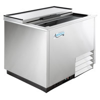 Avantco GF36-HC-S 36 inch Stainless Steel Glass Froster / Plate Chiller - 115V