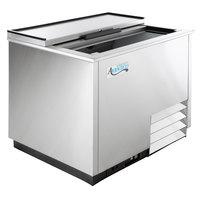 Avantco GF36-HC-S 36 inch Stainless Steel Glass Froster / Plate Chiller - 115V