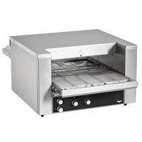 Vollrath SO2-22014.5 JB3H 40 inch Ventless Countertop Conveyor Oven with 14 1/2 inch Wide Belt - 3600W, 220V