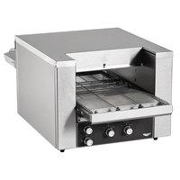 Vollrath SO2-24010.5 JB2H 40 inch Ventless Countertop Conveyor Oven with 10 1/2 inch Wide Belt - 2800W, 240V