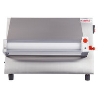 Estella EDS18S 18 inch Countertop One Stage Dough Sheeter - 120V, 1/2 HP