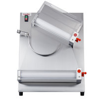 Estella EDS18D 18 inch Countertop Two Stage Dough Sheeter - 120V, 1/2 HP